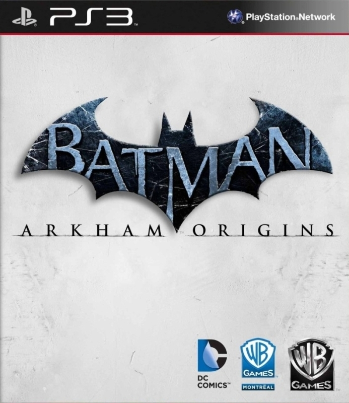 Batman Arkham Origins (PS3)